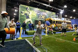 NFL Experience Driven By Hyundai Opens In San Francisco