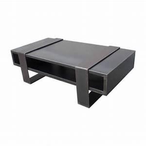 Table De Salon Alinea : table basse acier design ~ Dailycaller-alerts.com Idées de Décoration