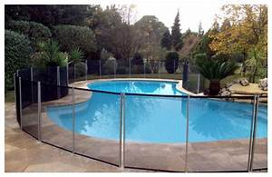 barriere de protection piscine beethoven demontable With barriere de securite piscine beethoven