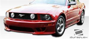 2006 Ford Mustang ALL Bodykit Bodykit - 2005-2009 Ford Mustang Polyurethane Colt Body Kit - 6 ...