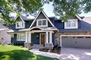 home exteriors take color cues from stone With kitchen cabinet trends 2018 combined with fire department stickers