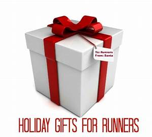 What to your runner for Christmas