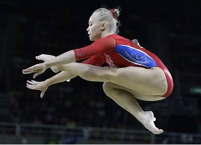 Gymnastics Artistic Olympics Team Rio Angelina Beam