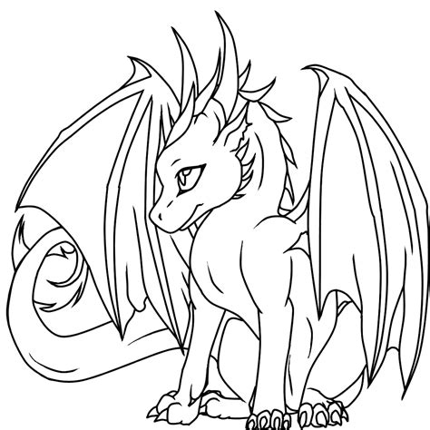 Coloring Pages Chinese Dragon Coloring Pages To Print