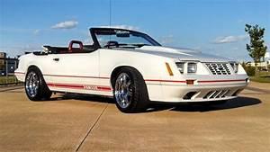 Nice ragtop   Fox body mustang, Mustang gt