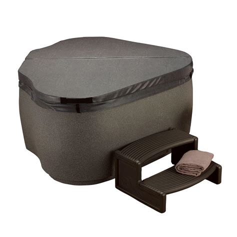 aquarest spas ar 300 replacement spa cover walnut 481051