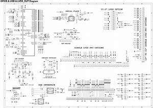 Sharp Lc 46d654e Lcd Tv Schematic Diagram