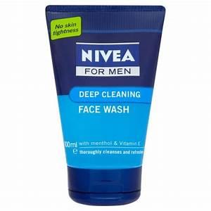 nivea face wash for girl