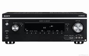 Sony Str-da2800es - Manual
