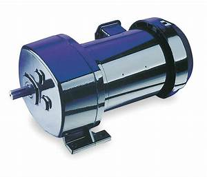 Ac Parallel Shaft Three Phase Gear Motor 29 Rpm  1  2 Hp