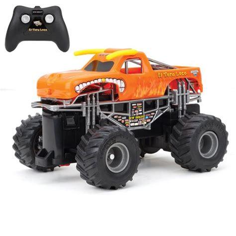 monster jam rc trucks for sale new bright f f 4x4 monster jam mini el toro loco r c truck
