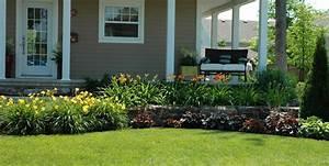 amnagement devant maison affordable le talus devant la With awesome idee pour jardin exterieur 11 deco appartement peinture