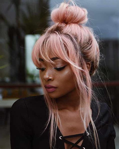 7 Shades Of Blonde Hair Black Girls Can Rock Trendy