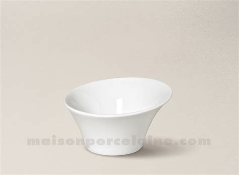 la maison de la porcelaine coupelle porcelaine blanche kosmos 9x5 9cl maison de la porcelaine