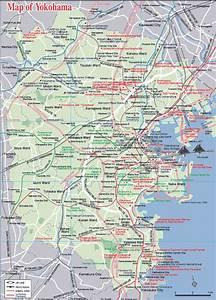 Maps of Yokohama
