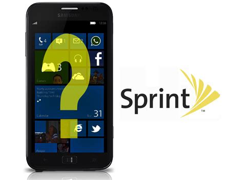 sprint new phones sprint to offer two new windows phone 8 devices windows