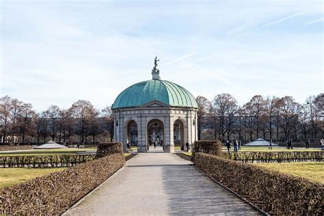 Englischer Garten Bike Rental by Rent A Bike And Enjoy This Self Guided Munich Bike Tour Route