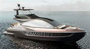 Lexus LY 650 Luxury Yacht Aims To Be The LS Of The Ocean