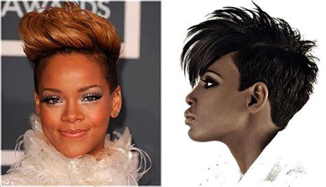 Best Mohawk Hairstyles For Black Women