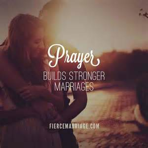 Marriage Prayer Quotes