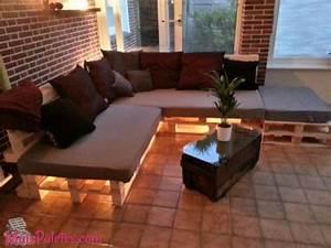 Couch Aus Paletten : 12 ideias de sof s sociais com pallets ~ Whattoseeinmadrid.com Haus und Dekorationen