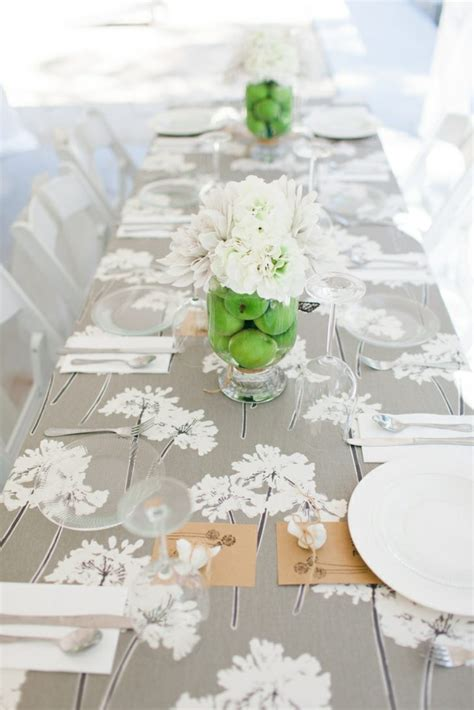 beach wedding dinner ideas – Wedding Reception Tablescapes by BHLDN