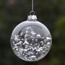 popular clear glass christmas tree ornaments buy cheap clear glass christmas tree ornaments lots