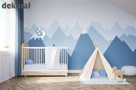 Wandgestaltung Kinderzimmer Kleinkind by Blue Mountain Nursery Baby 아이 방 인테리어 Und 집안 꾸미기