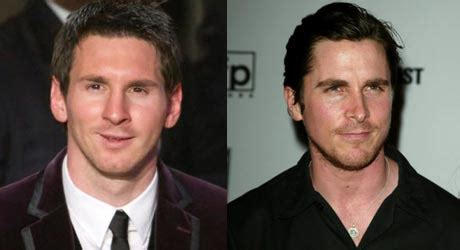 Who Would Pull More Chicks Christian Bale Lionel Messi