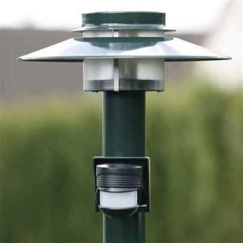 borne exterieur avec detecteur borne kerlouan h 106 avec d 233 tecteur d 233 couvrez luminaires d ext 233 rieur jeancel luminaires