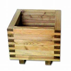 Fleur En Bois : fabriquer un bac fleur en bois uh55 jornalagora ~ Dallasstarsshop.com Idées de Décoration