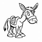 Donkey Coloring Pages Mexican Face Drawing Hay Riding Draw Bale Burro Abigail Template Head Clipartmag Sketch Monster Getdrawings Colorluna sketch template