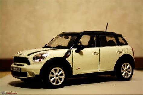 Mini Cooper S Countryman (scale Model)
