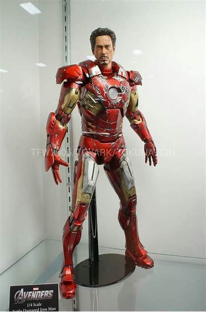 Neca Scale Figures Toys Collectibles Display 4th