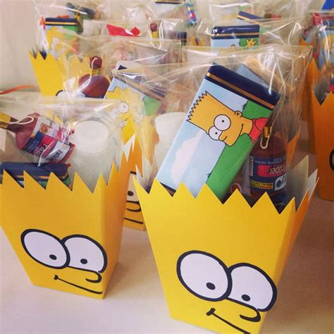 foto de The 25+ best Simpsons party ideas on Pinterest Shopkins