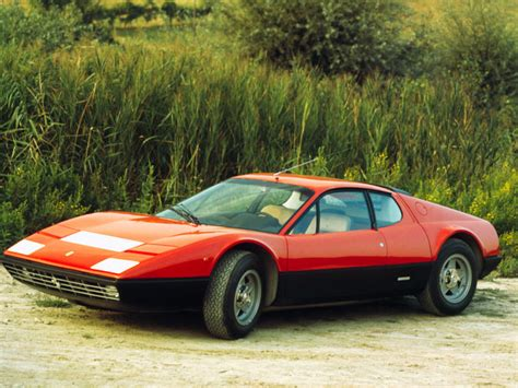 The car pictured here is the 1971 turin motor show. 1973 - 1976 Ferrari 365 GT4 BB - Picture 665819 | car review @ Top Speed