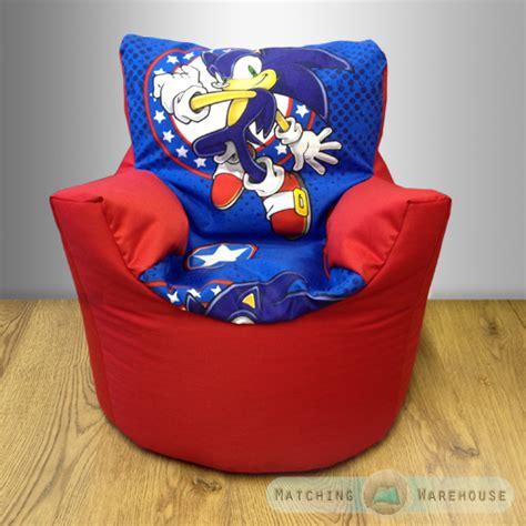 children s character bean bag chairs disney boys