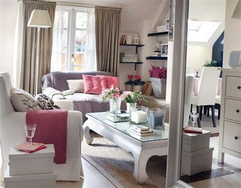 Beautiful Small Space Apartment Design In Madrid  My