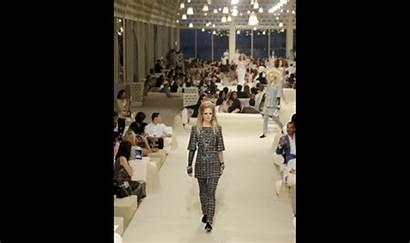 Chanel Dubai Rebecca Cruise Catwalk Lowthorpe Elle