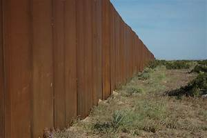 I Hope Someone Tears Down The Wall US Border Separating