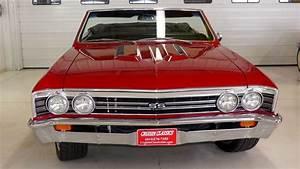 1967 Chevrolet Chevelle Convertible 454 Big Block Manual 5