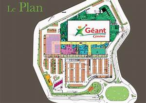 Centre Commercial Plan De Campagne : free plan du centre commercial gant casino with geant casino ~ Dailycaller-alerts.com Idées de Décoration