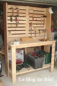 Rangement Outils Garage : rangement d 39 outils mural ~ Melissatoandfro.com Idées de Décoration