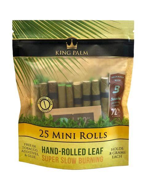 amazoncom king palm slim size natural pre wrap palm