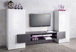 Otto Tv Schrank : soggiorno moderno luing jo mobile bianco composizione design ~ Whattoseeinmadrid.com Haus und Dekorationen