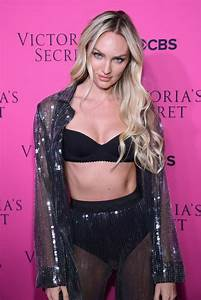 CANDICE SWANEPOEL at 2017 Victoria's Secret Fashion Show ...