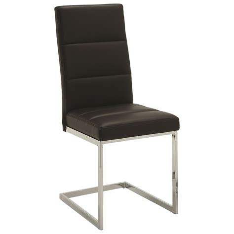 coaster dining chairs and bar stools dining chair nassau