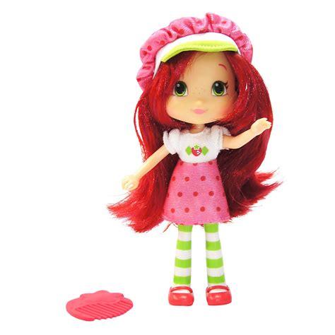 boneca moranguinho melhores amigas bonecas sortidas