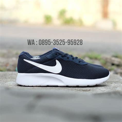 Harga Nike Tanjun Original jual sepatu nike tanjun murah navy di lapak sneakers
