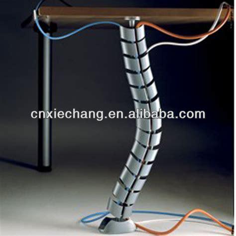 computer desk wire management decorative plastic computer desk cable management buy